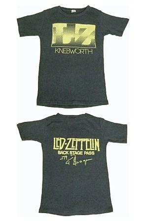Led Zeppelin Rare T-Shirt