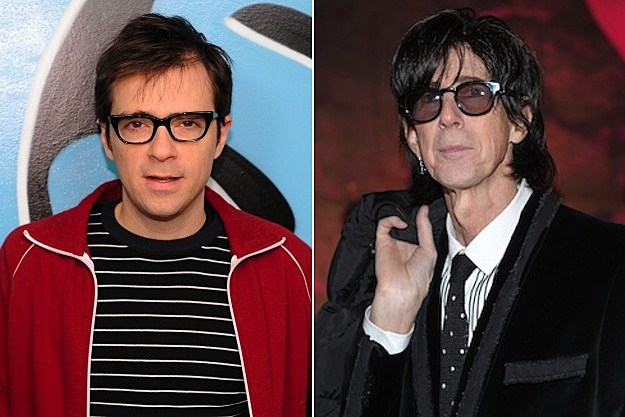 Weezer's Rivers Cuomo / The Cars' Ric Ocasek