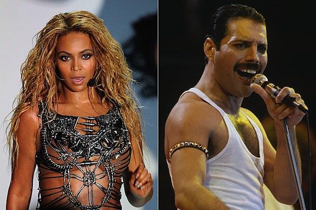 Beyonce / Freddie Mercury