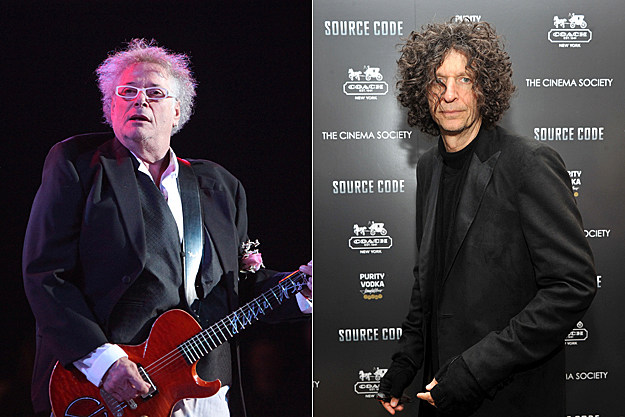 Leslie West / Howard Stern