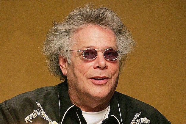 Moutain's Leslie West