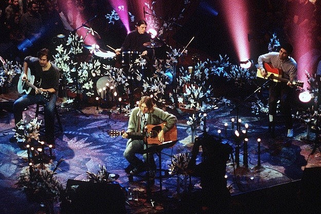 ... of Nirvana recently got together and performed 'Smells Like Teen Spirit.