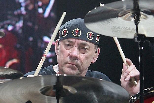 Rush's Neil Peart