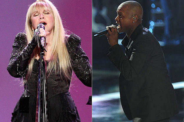 Stevie Nicks Javier Colon