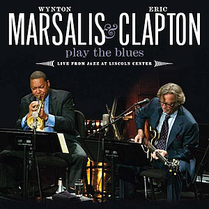 Wynton Marsalis and Eric Clapton