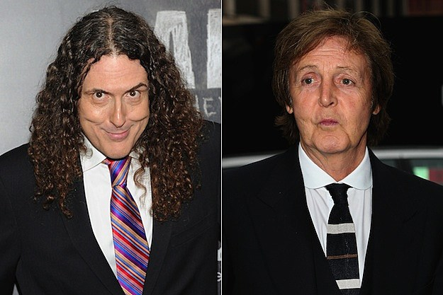 Weird Al Yankovic / Paul McCartney