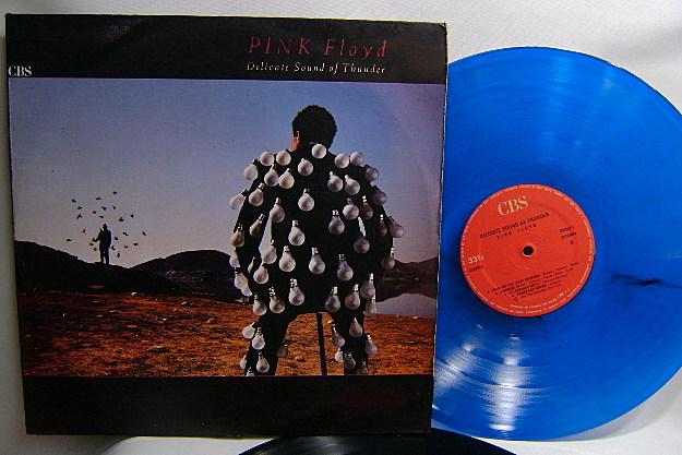 Pink Floyd Delicate Sound Of Thunder Rare Vinyl Sells
