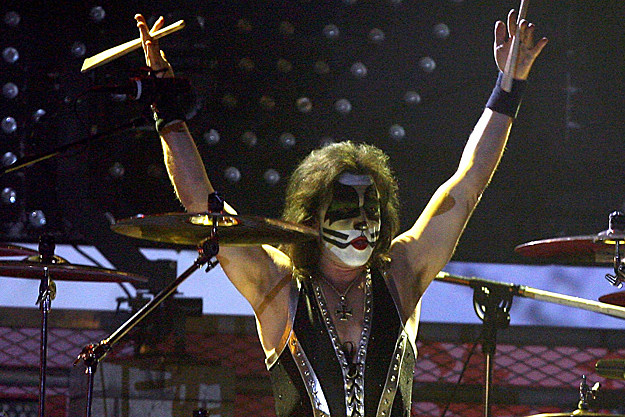 Eric Singer of Kiss