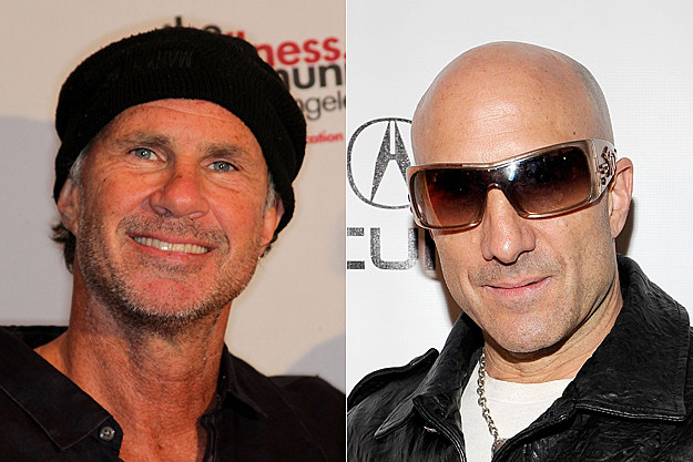Chad Smith / Kenny Aronoff