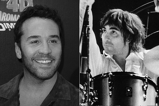 Jeremy Piven / Keith Moon