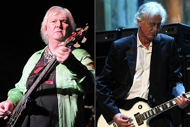 Chris Squire / Jimmy Page