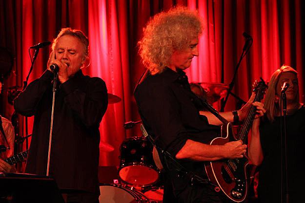 Roger Taylor, Brian May