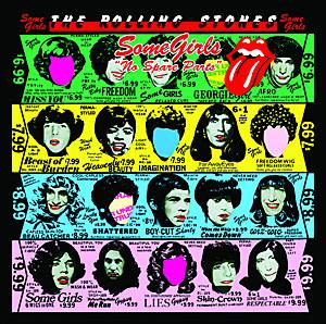 Rolling Stones No Spare Parts