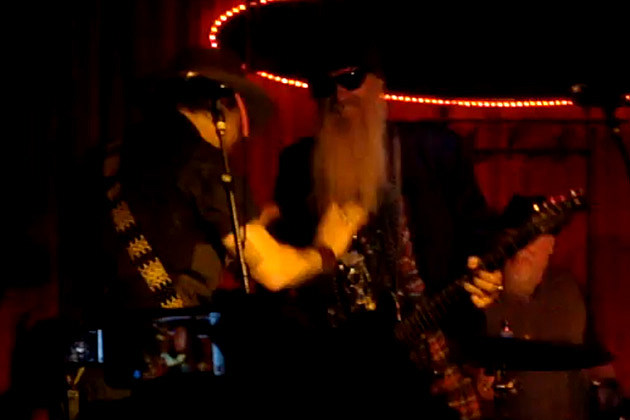 Johnny Depp, Billy Gibbons