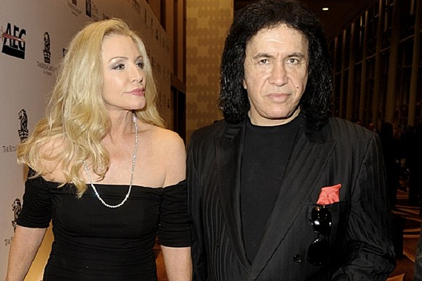 gene simmons and shannon tweed wedding footage released