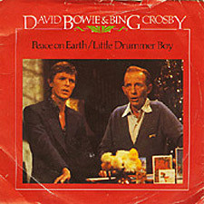 David Bowie & Bing Crosby Peace On Earth / Little Drummer Boy