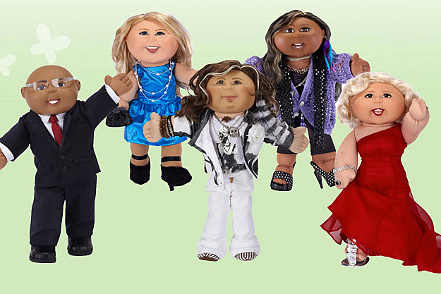 Steven Tyler Cabbage Patch Kid