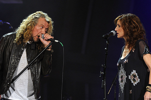 Patty griffin dating robert plant