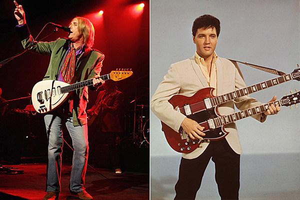Tom Petty Lists His Top Ten Elvis Presley Songs