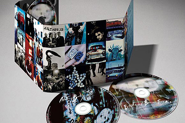 U2 Achtung Baby Deluxe Edition