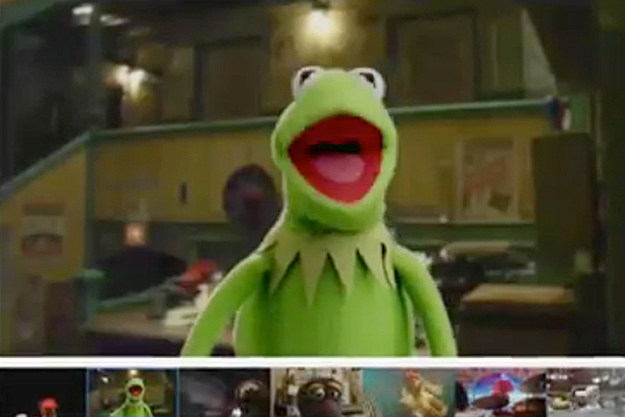 Muppets Google Commercial