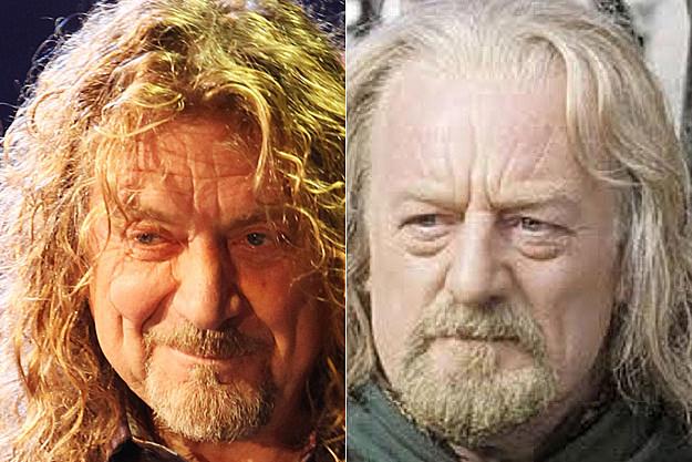 Robert Plant / Bernard Hill