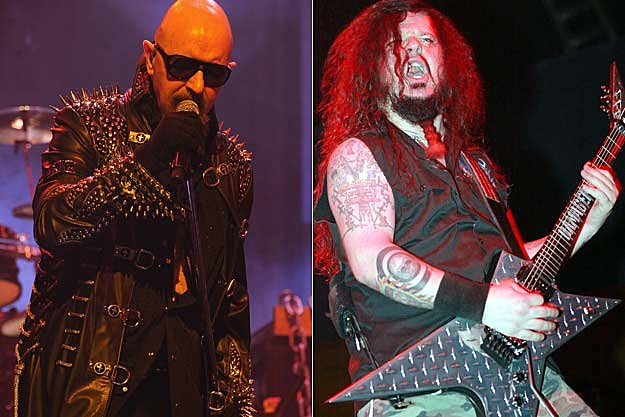 Rob Halford, Dimebag Darrel