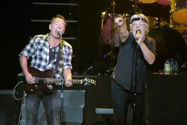 Bruce Springsteen, Bob Seger