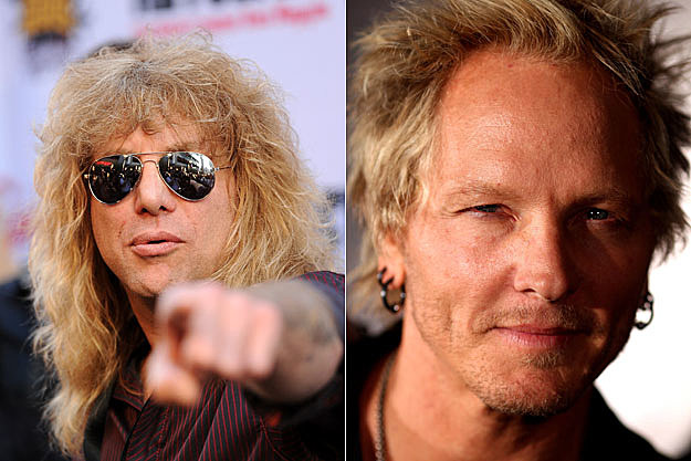 Steven Adler and Matt Sorum