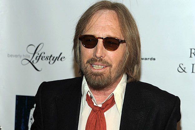 tom petty face in the crowd
