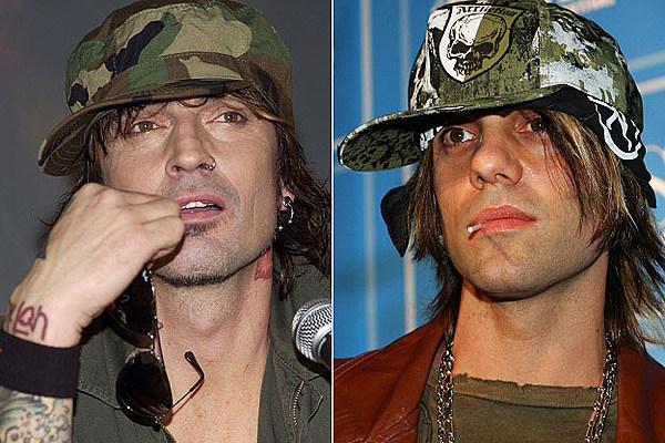 Celebrity rock star looks