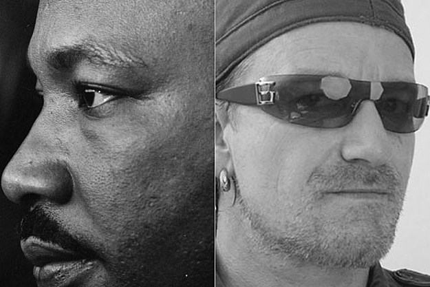 Martin Luther King / Bono