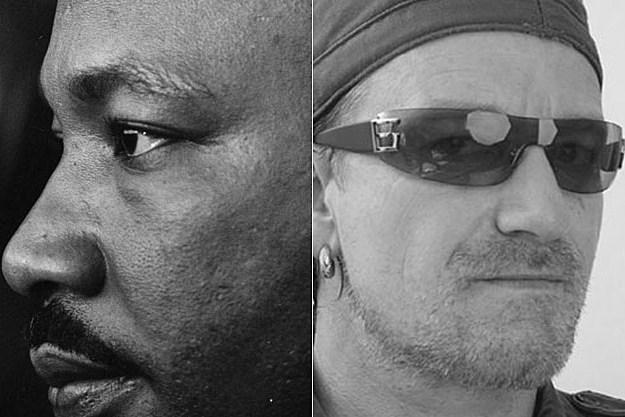 Martin Luther King / Bono