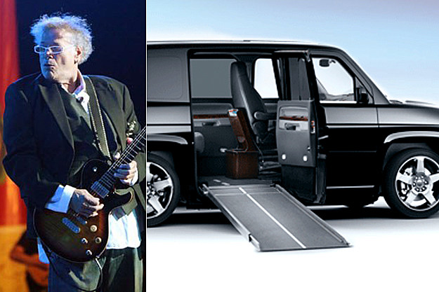 Leslie West / MV-1 Car