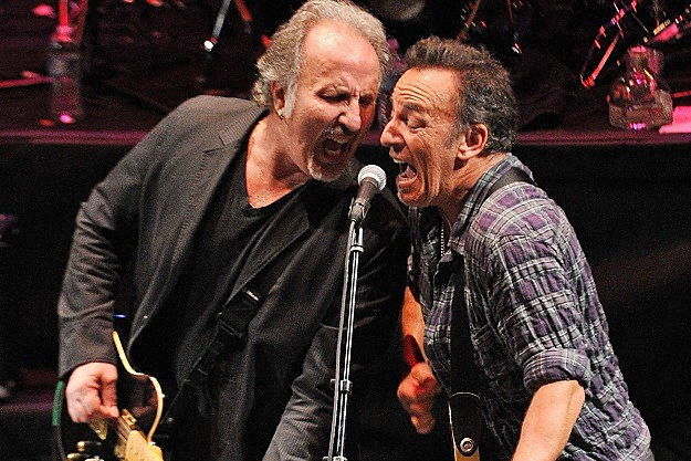 Bruce Springsteen and Joe Grushecky