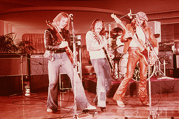 Three Humble Pie Albums Slated For Re Release