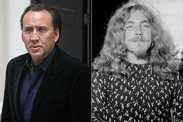 Nicolas Cage, Robert Plant