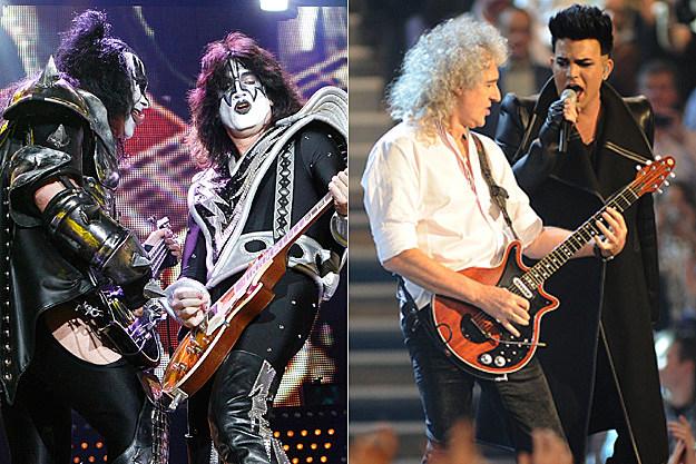Kiss / Queen