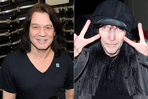 Eddie Van Halen / Mick Mars