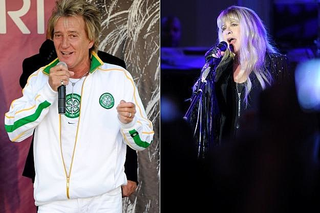 Rod Stewart - Stevie Nicks