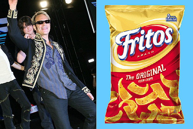 David Lee Roth / Fritos
