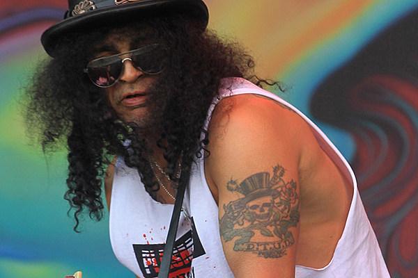 It S Slash S Tattoo Ultimate Classic Rock