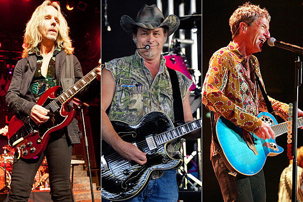 Tommy Shaw / Ted Nugent / Kevin Cronin