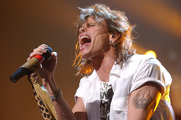 Steven Tyler Tattoos
