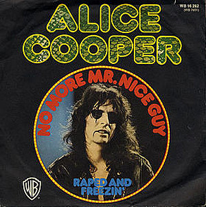 Alice Cooper No More Mr. Nice Guy