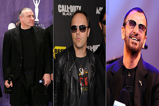Black Sabbath / Metallica / Ringo Starr
