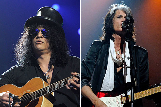 Slash, Joe Perry