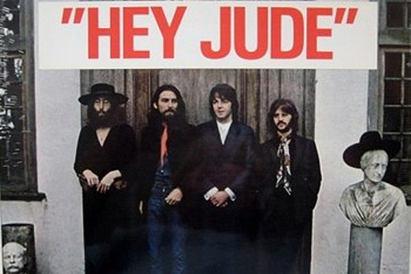 The Beatles Hey Jude Vinyl Rarity Sells Big At Auction