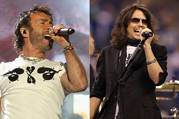 Paul Rodgers and  Foreigner