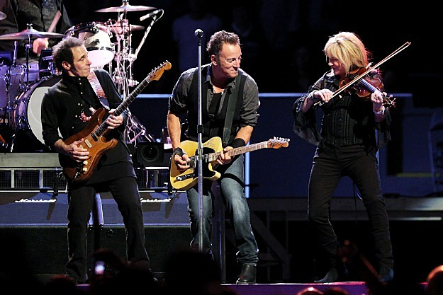 Bruce Springsteen, Nils Lofgren, Soozie Tyrell